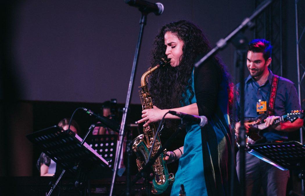 Jazzen utomlands